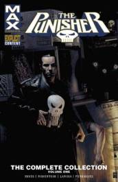Punisher Max Complete Collection Vol. 1 Vol. 1