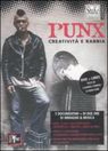 Punx. Creatività e rabbia. DVD. Con libro