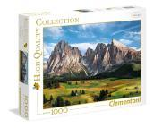Puzzle 1000 Pz - The Coronation Of The Alps