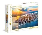 Puzzle 500 Pz - High Quality Collection - New York