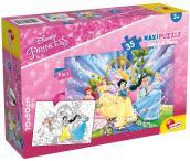 Puzzle Df Supermaxi 35 Princess