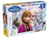 Puzzle Df Supermaxi 60 Frozen Sisters Forever