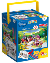 Puzzle In A Tub Maxi 48 Mickey