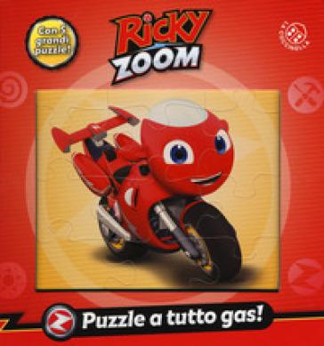 Puzzle a tutto gas! Ricky Zoom. Ediz. a colori