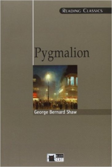Pygmalion. Con CD Audio - George Bernard Shaw |