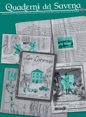 Quaderni del Savena. Strumenti, studi e documenti dell'archivio storico comunale «Carlo Berti Pichat» di San Lazzaro di Savena  (2018). 17.