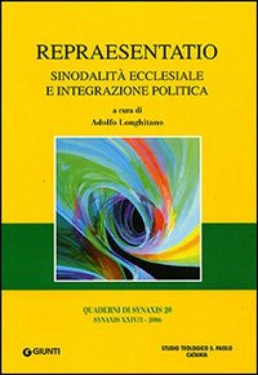 Quaderni di Synaxis. 24. - A. Longhitano |