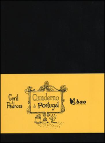 Quaderno di Portugal - Cyril Pedrosa  