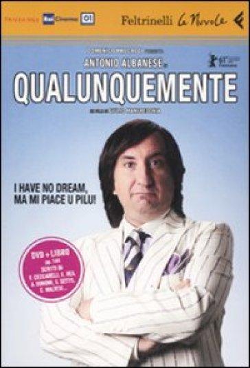 Qualunquemente. DVD. Con libro - Giulio Manfredonia |