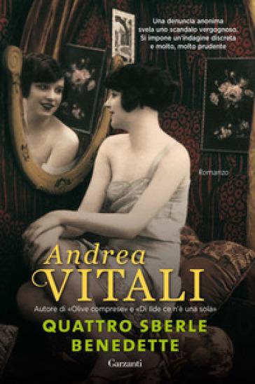 Quattro sberle benedette - Andrea Vitali |