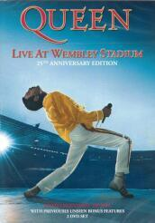Queen - Live at Wembley - 25th anniversary edition (2 DVD)