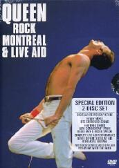 Queen - Rock Montreal & Live Aid (2 DVD)(special edition)