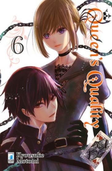 Queen's quality. 6. - Kyousuke Motomi | Thecosgala.com