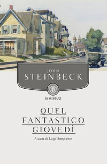 Quel fantastico giovedì - John Steinbeck |