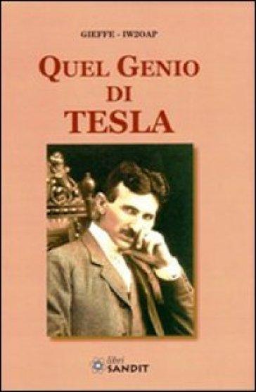 Quel genio di Tesla. Con CD-ROM - Gieffe-IW20AP |