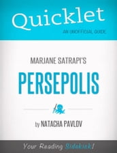 Quicklet on Marjane Satrapi s Persepolis (CliffNotes-like Summary)
