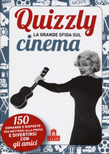 Quizzly. La grande sfida sul cinema. Carte