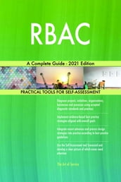 RBAC A Complete Guide - 2021 Edition