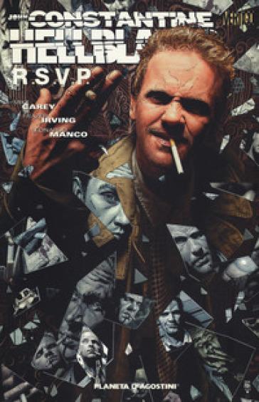 R.S.V.P. John Constantine. Hellblazer - Mike Carey | Jonathanterrington.com