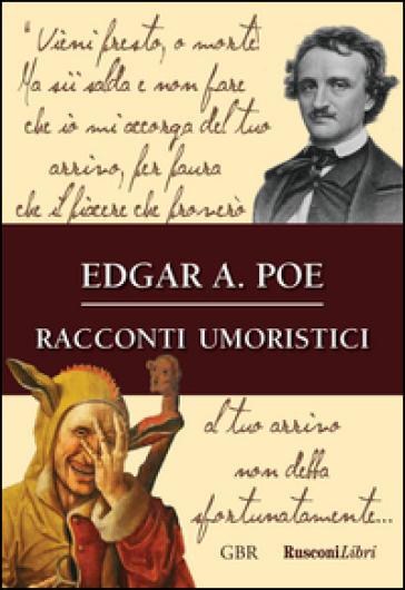Racconti umoristici - Edgar Allan Poe | Jonathanterrington.com