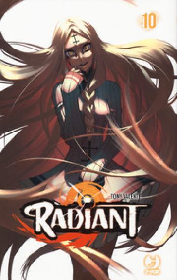 Radiant. 10. - Tony Valente |