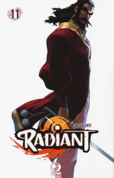 Radiant. 11. - Tony Valente |