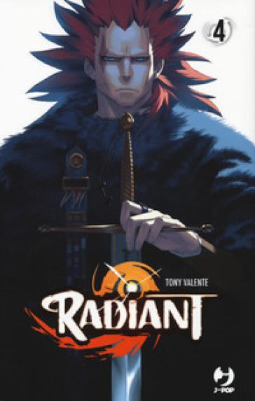 Radiant. 4. - Tony Valente |