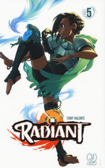 Radiant. 5. - Tony Valente | Thecosgala.com