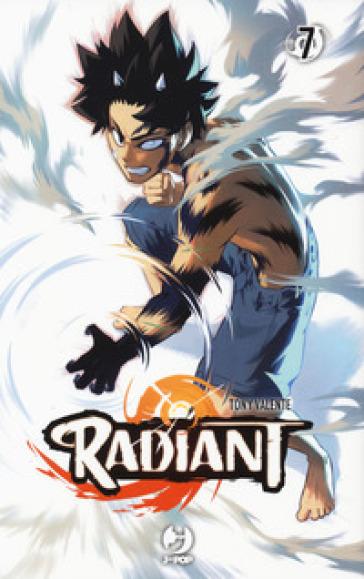 Radiant. 7. - Tony Valente |