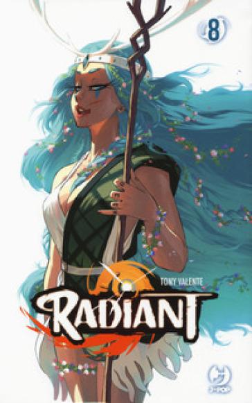 Radiant. 8. - Tony Valente |