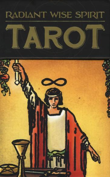 Radiant wise spirit tarot - Arthur Edward Waite | Thecosgala.com