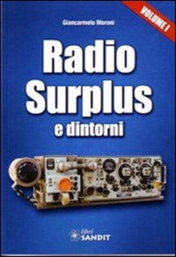 Radio surplus e dintorni. 1. - Giancarmelo Moroni pdf epub