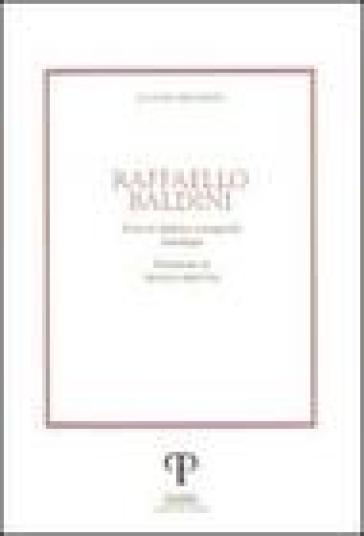 Raffaello Baldini. Versi in dialetto romagnolo. Con CD Audio - Raffaello Baldini |