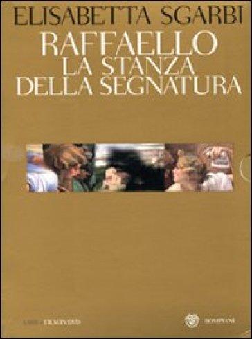Raffaello. La Stanza della Segnatura. Ediz. illustrata. Con DVD - Giovanni Reale | Rochesterscifianimecon.com