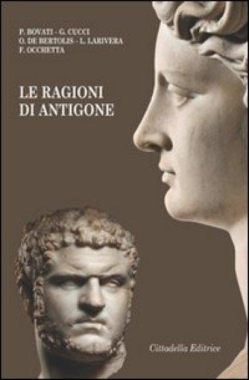 Ragioni di Antigone (Le) - Giovanni Cucci   Jonathanterrington.com