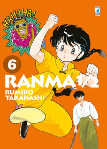 Ranma ¿. 6. - Rumiko Takahashi |