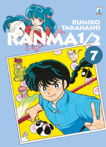 Ranma ¿. 7. - Rumiko Takahashi |