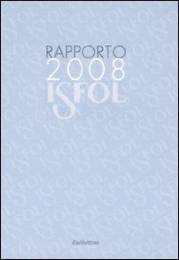 Rapporto Isfol 2008