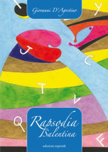 Rapsodia salentina - Giovanni D'Agostino   Kritjur.org