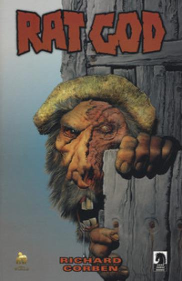 Rat god - Richard Corben   Thecosgala.com