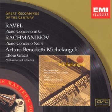 Ravel & rachmaninov: piano con