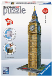 Ravensburger: 3D Big Ben
