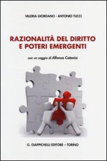 Razionalità del diritto e poteri emergenti - Valeria Giordano  