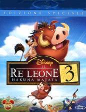Il Re Leone 3 - Hakuna matata (Blu-Ray)(edizione speciale)