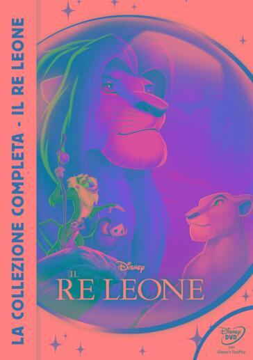 Re Leone (Il) - La Trilogia (3 Dvd)