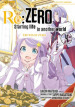 Re: zero. Starting life in another world. Truth of zero. 4.