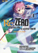 Re: zero. Starting life in another world. Truth of zero. 8.