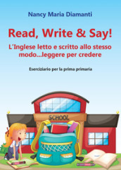 Read, write & say! (L