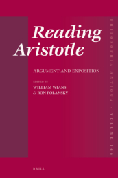 Reading Aristotle