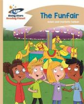 Reading Planet - The Funfair - Gold: Comet Street Kids